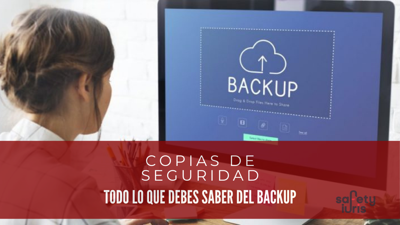 copia de seguridad backup